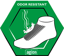 View Agion® breathable lining