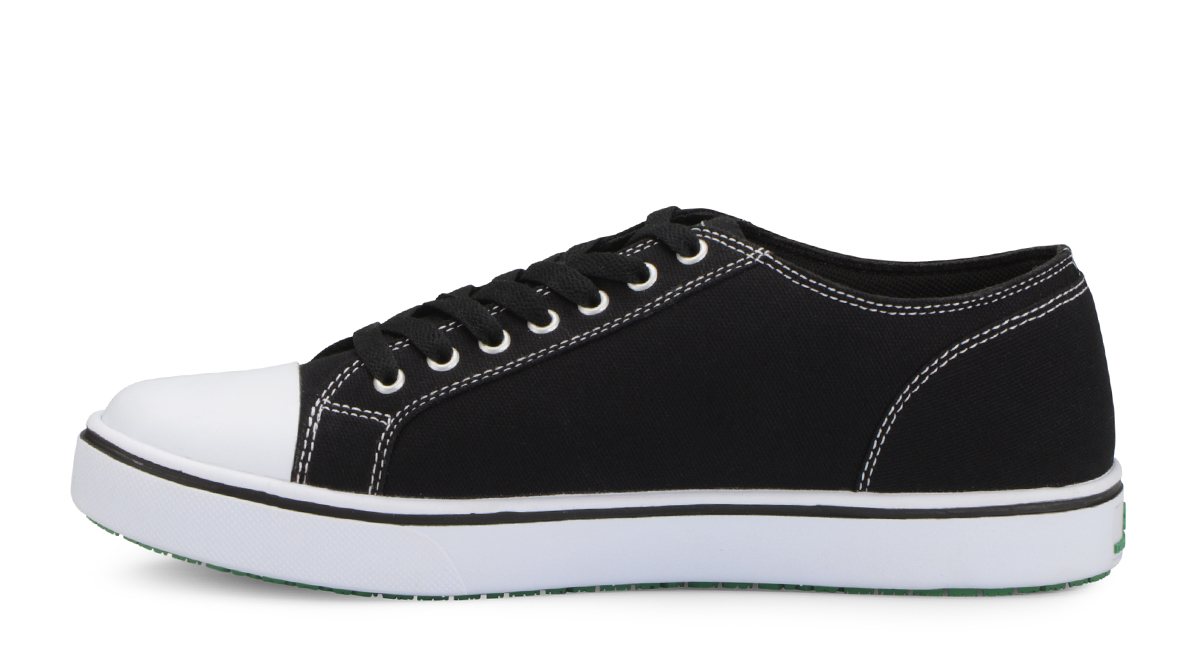 View Women's Canal Canvas slip resistant work shoe