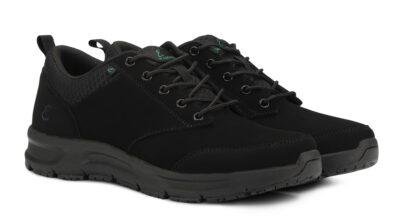 View Men's Quarter slip resistant work shoe