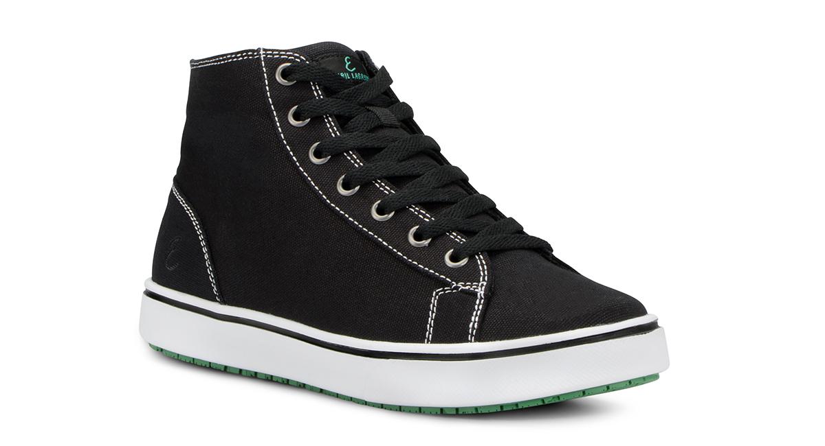 View Women's Read Canvas slip resistant work shoe