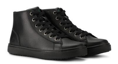 View Women's Read Leather slip resistant work shoe