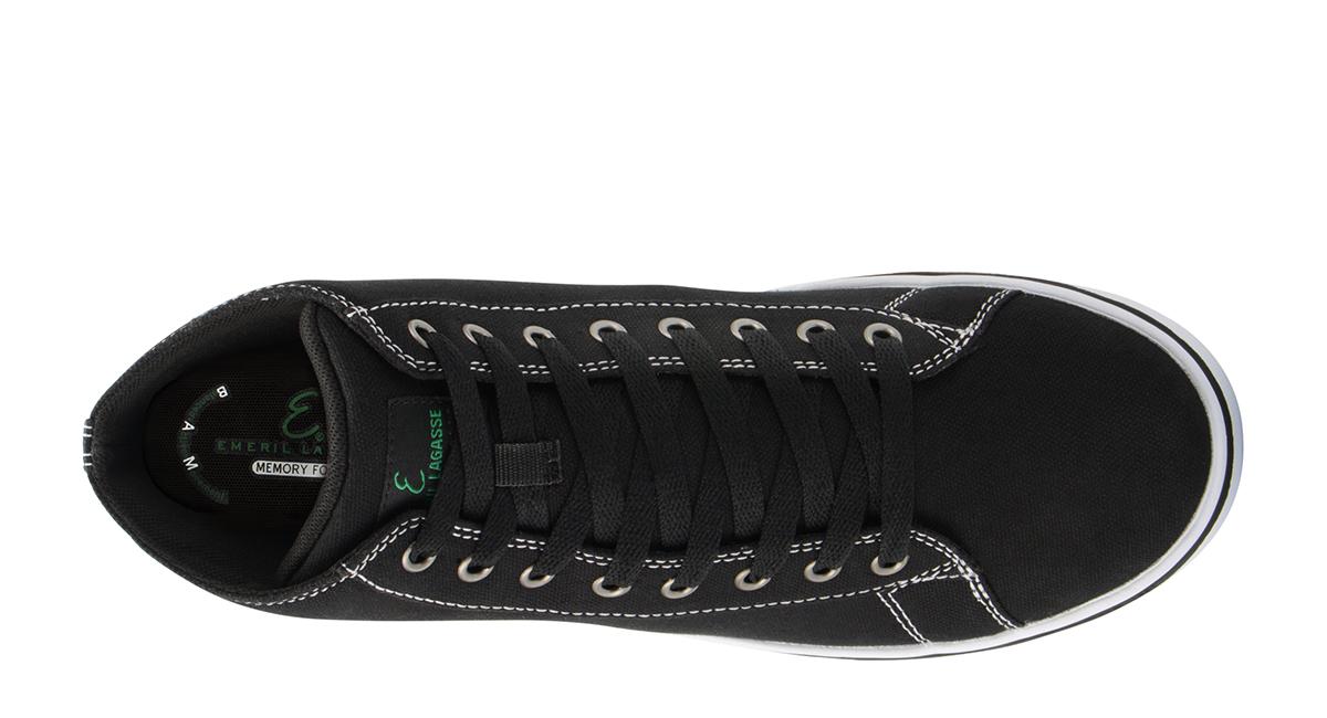 View Men's Read Canvas slip resistant work shoe