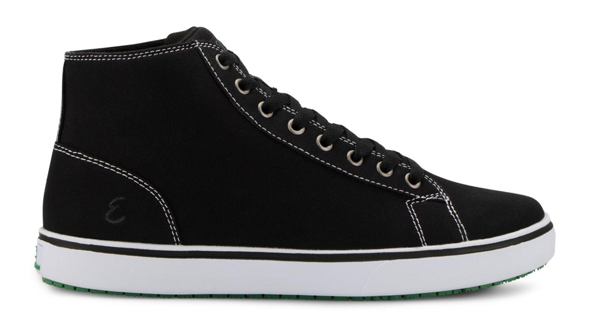 View Men\u0027s Read Canvas slip resistant work shoe