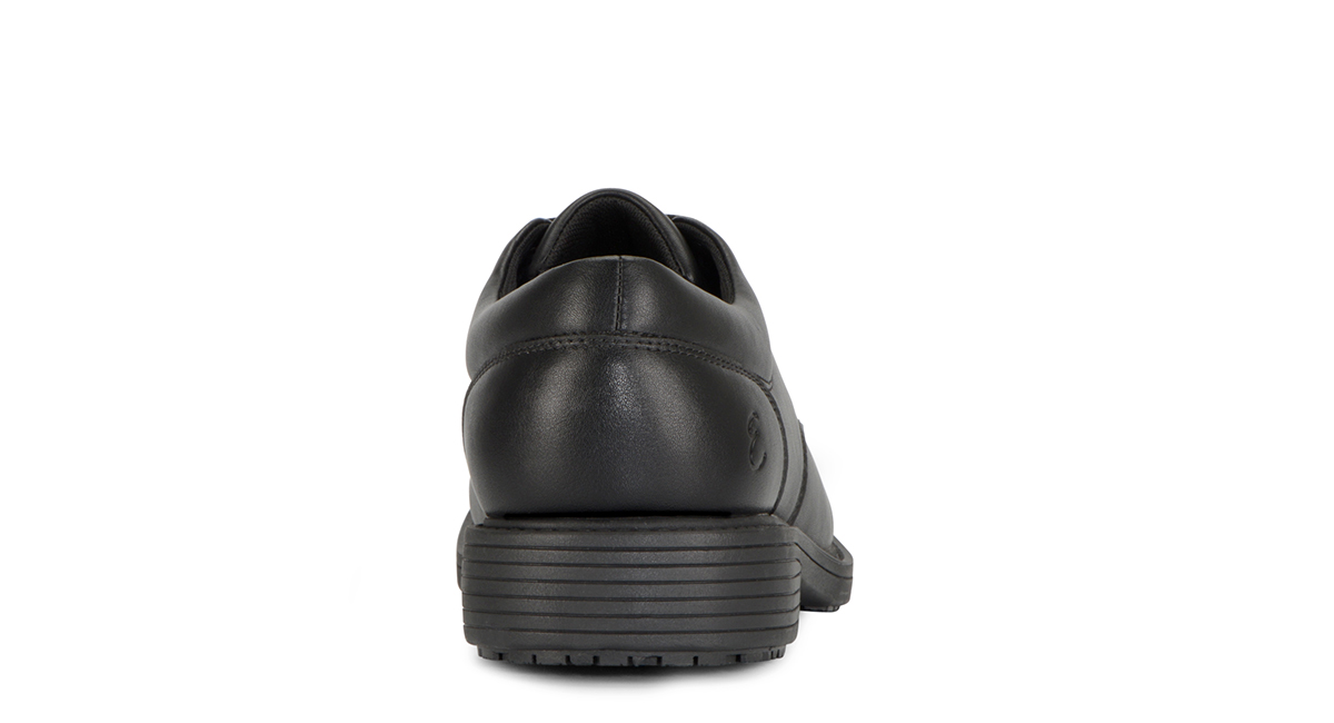 Men's West End Smooth slip resistant work shoe