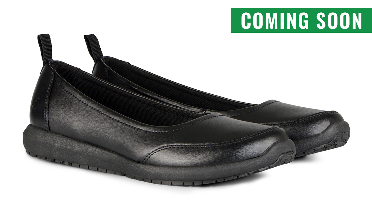 View Women's Julia slip resistant work shoe